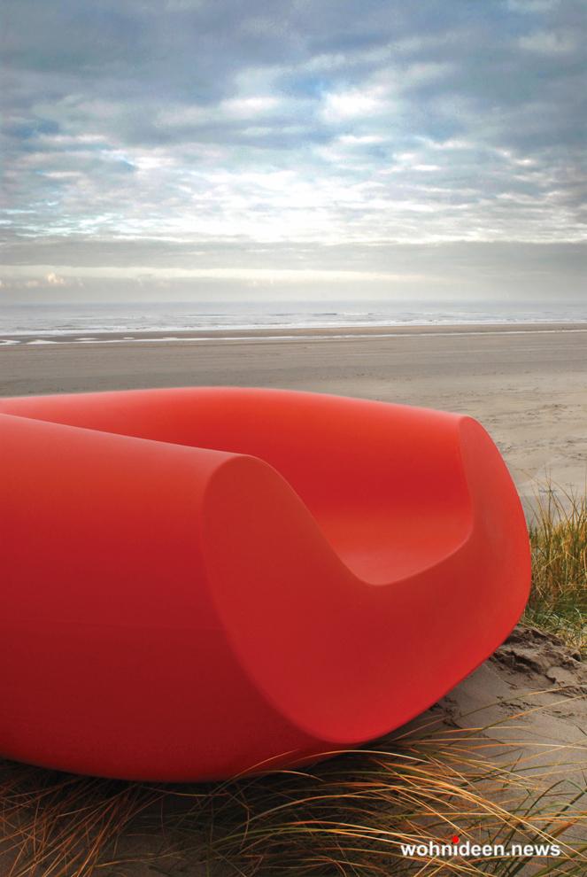 loungemöbel outdoor armchair chubby 5 - Beleuchtete Loungemöbel & Beleuchtete Outdoor Möbel