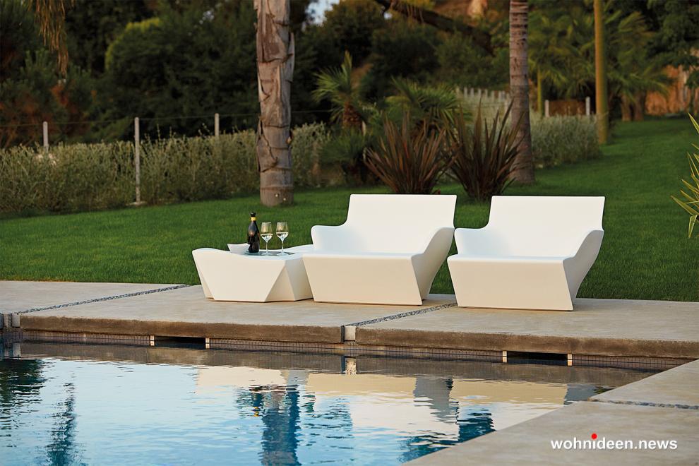 loungemöbel outdoor armchair kami san 1 - Beleuchtete Loungemöbel & Beleuchtete Outdoor Möbel