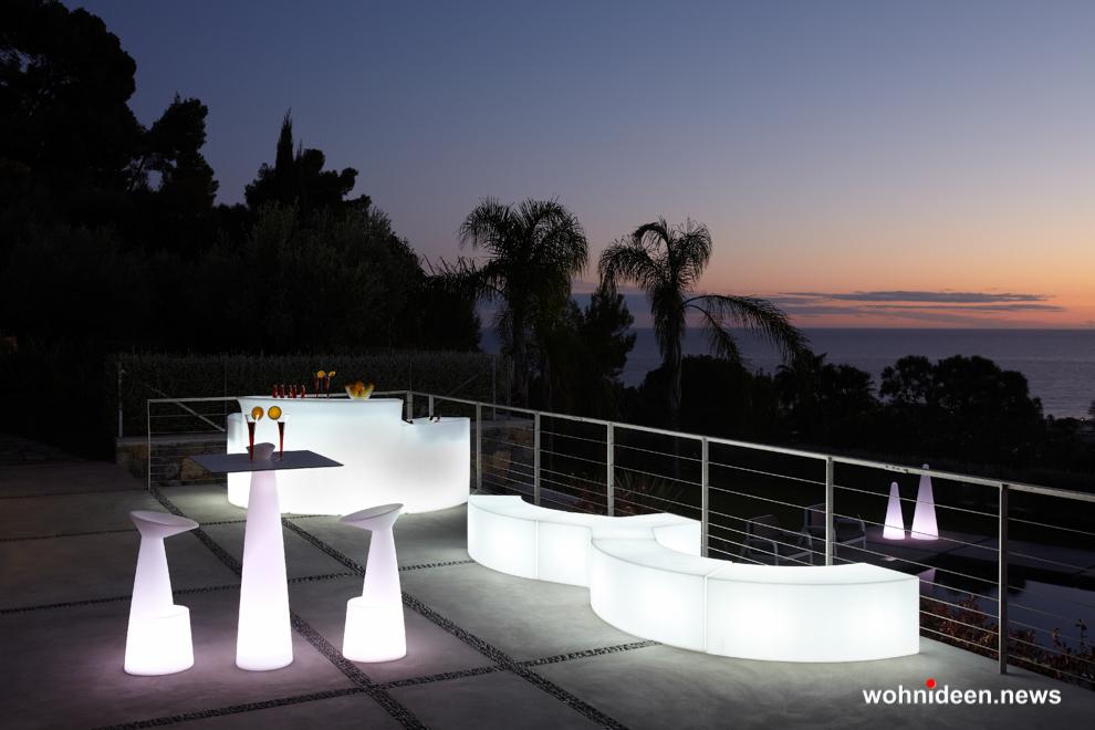 loungemöbel outdoor bar counter break bar 6 - Kunststoffmöbel Lounge Möbel aus Kunststoff