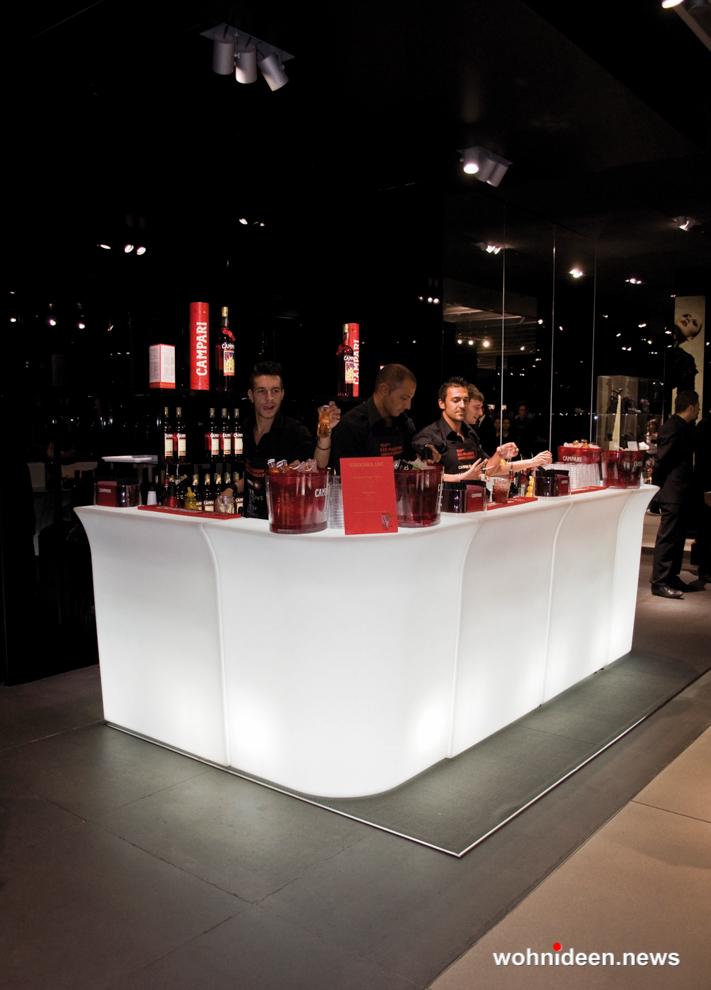 loungemöbel outdoor bar counter jumbo 7 - Kunststoffmöbel Lounge Möbel aus Kunststoff