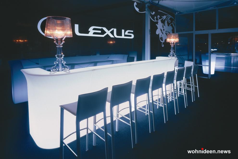 loungemöbel outdoor bar counter jumbo 9 - Kunststoffmöbel Lounge Möbel aus Kunststoff