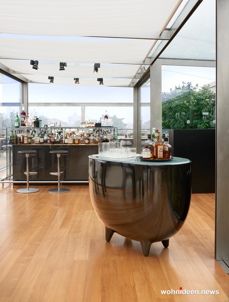 loungemöbel outdoor bar counter splay 2 - Kunststoffmöbel Lounge Möbel aus Kunststoff