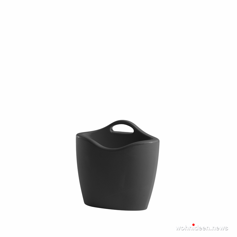 loungemöbel outdoor wetterfest mag jet black prosp - Kunststoffmöbel Lounge Möbel aus Kunststoff
