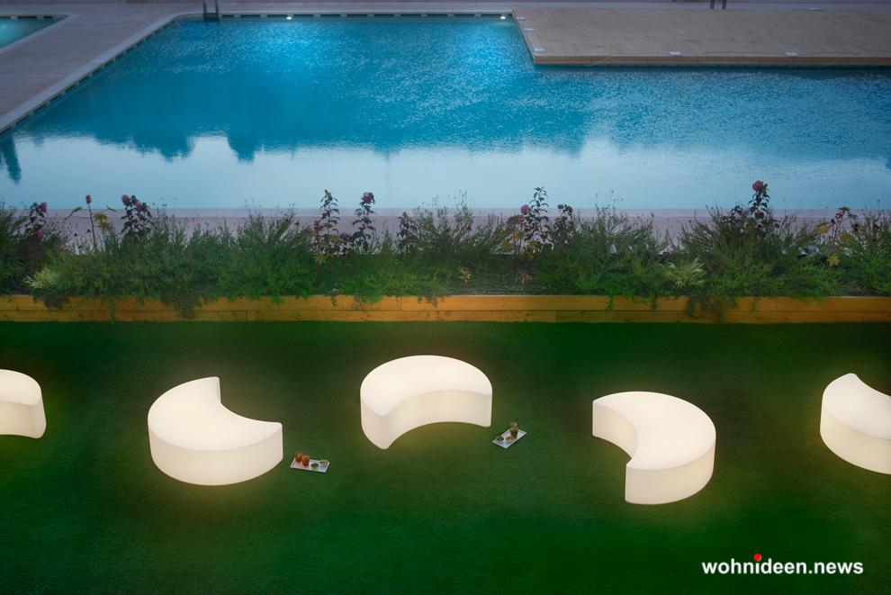 loungemöbel outdoor wetterfest moon lounge seat 1 - Traumhafte Loungemöbel Gartenmöbel
