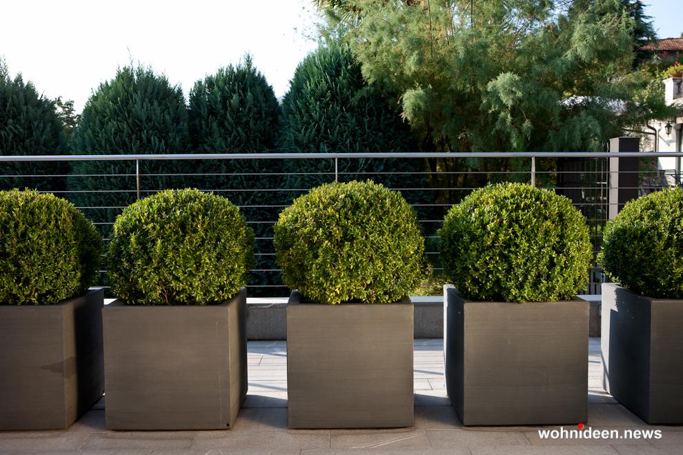 loungemöbel outdoor wetterfest pot quadra 4 - Traumhafte Loungemöbel Gartenmöbel