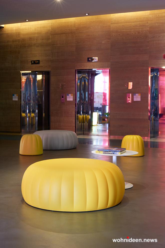 loungemöbel outdoor wetterfest slide stool gelee 3 - Traumhafte Loungemöbel Gartenmöbel
