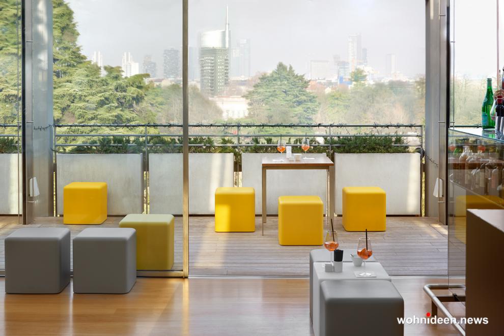 loungemöbel outdoor wetterfest slide stool soft cubo 2 - Traumhafte Loungemöbel Gartenmöbel