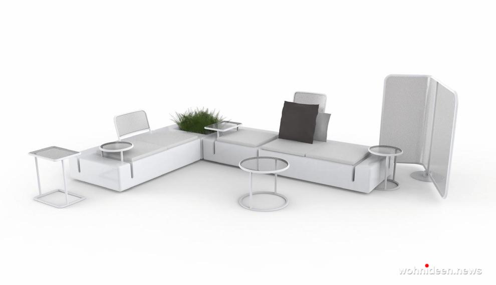 luxus wohnlandschaft terrasse Vondom - Designer Gartenmöbel Wetterfest | Terrassenmöbel Wetterfest