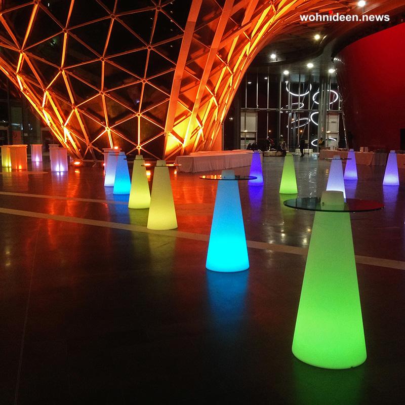 möbelvermietung kärnten - LED Möbel + Beleuchtete Möbel + Leuchtmöbel Shop