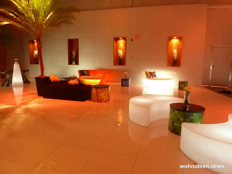 sitzwürfel kunststoff outdoor beleuchtet - Sitzwürfel beleuchtet Hocker Leuchtwürfel
