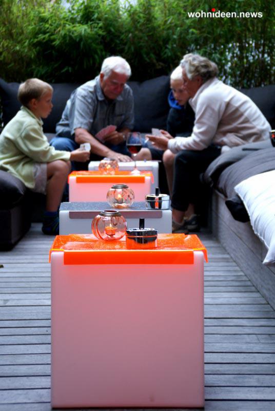 slide contract hotel 2011 avenue hotel copenhagen denmark kubo 2 leuchtmöbel - Leuchtwürfel Sitzwürfel Hocker beleuchtet