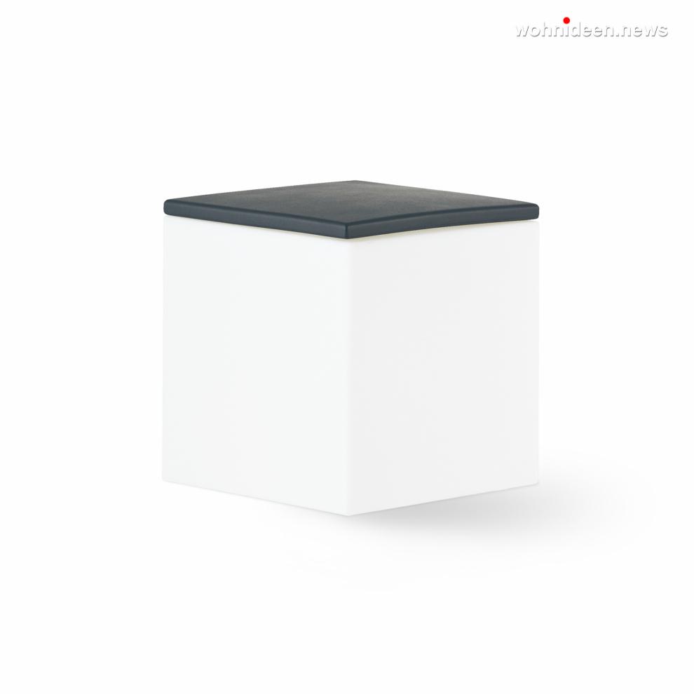 slide soft cube würfel leuchtmöbel - Leuchtwürfel Sitzwürfel Hocker beleuchtet