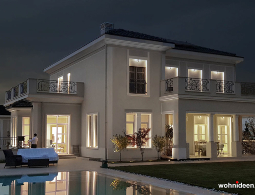 Outdoor Fassadenbeleuchtung RGB – LED-Gebäudebeleuchtung
