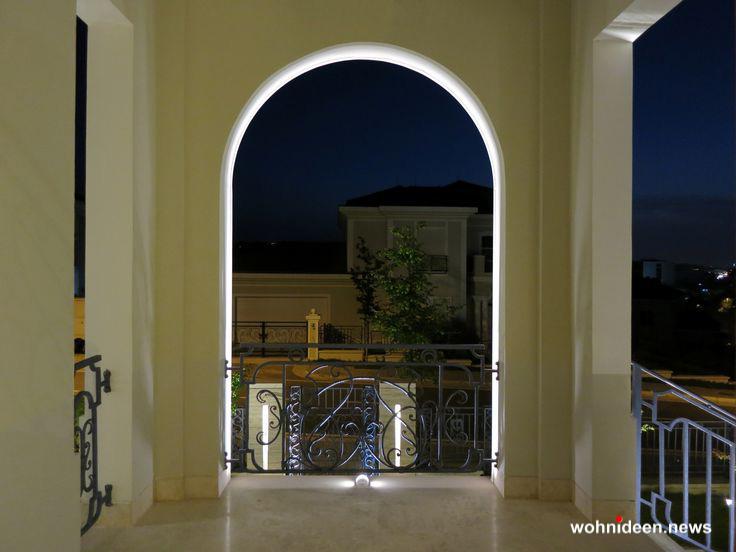 Fassadenbeleuchtung Fassadenstrahler - Outdoor Fassadenbeleuchtung RGB - LED-Gebäudebeleuchtung