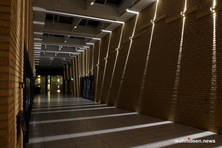 Fassadenbeleuchtung mit RGB - Outdoor Fassadenbeleuchtung RGB - LED-Gebäudebeleuchtung