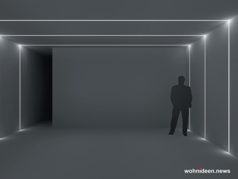 Fassadenbeleuchtung - Outdoor Fassadenbeleuchtung RGB - LED-Gebäudebeleuchtung