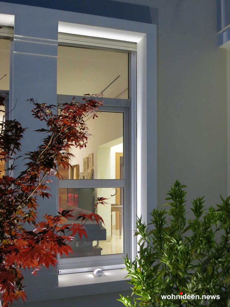 Fenster Beleuchtung Fensterbeleuchtung Aussenbeleuchtung - Outdoor Fassadenbeleuchtung RGB - LED-Gebäudebeleuchtung