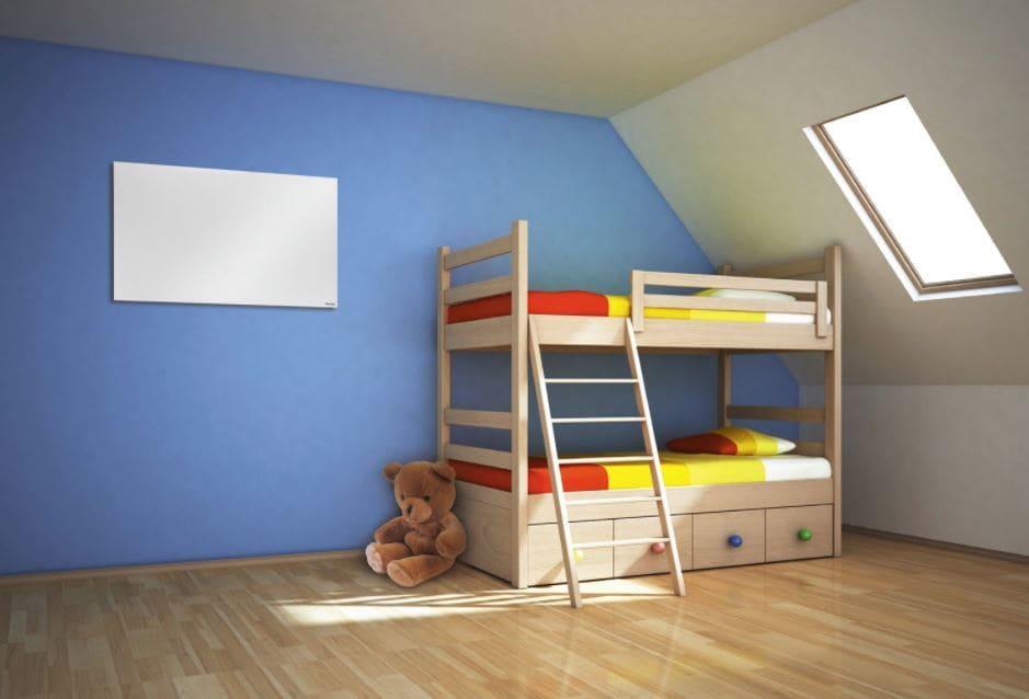 Infrarotheizung Kinderzimmer - Infrarotheizung Erfahrungen