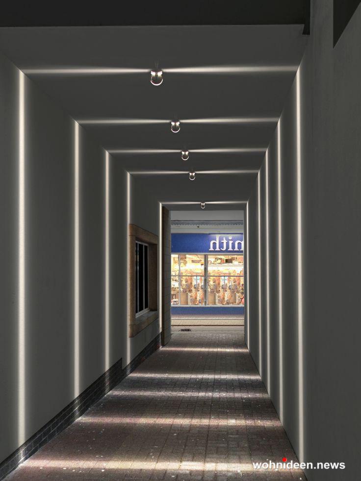 Konturenbeleuchtung Fassade Fassadenbeleuchtung - Outdoor Fassadenbeleuchtung RGB - LED-Gebäudebeleuchtung