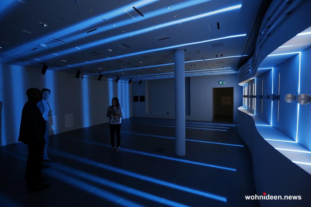 LED Außenstrahler LED Flutlichtstrahler Aussenbeleuchtung - Outdoor Fassadenbeleuchtung RGB - LED-Gebäudebeleuchtung