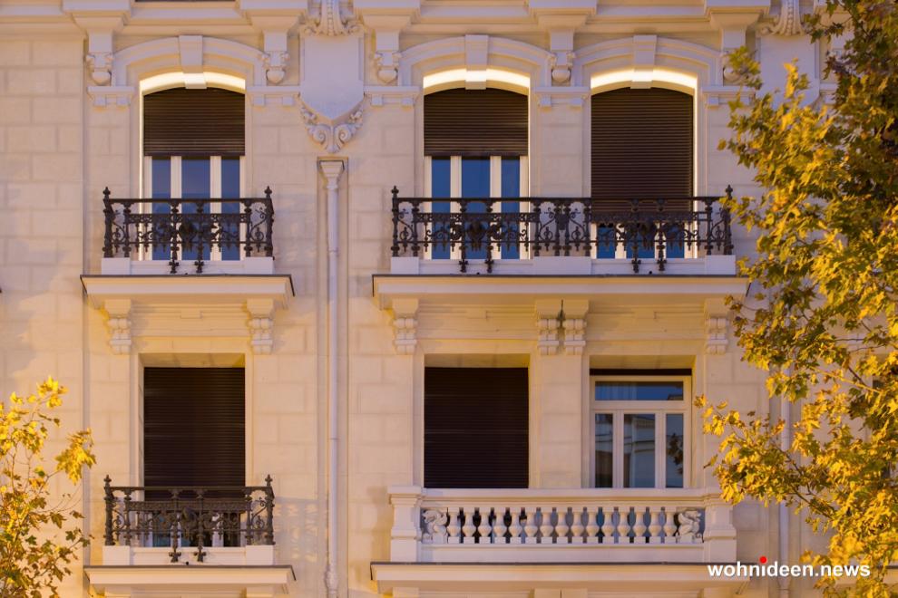 LED Fassadenbeleuchtung Aussenbeleuchtung - Outdoor Fassadenbeleuchtung RGB - LED-Gebäudebeleuchtung