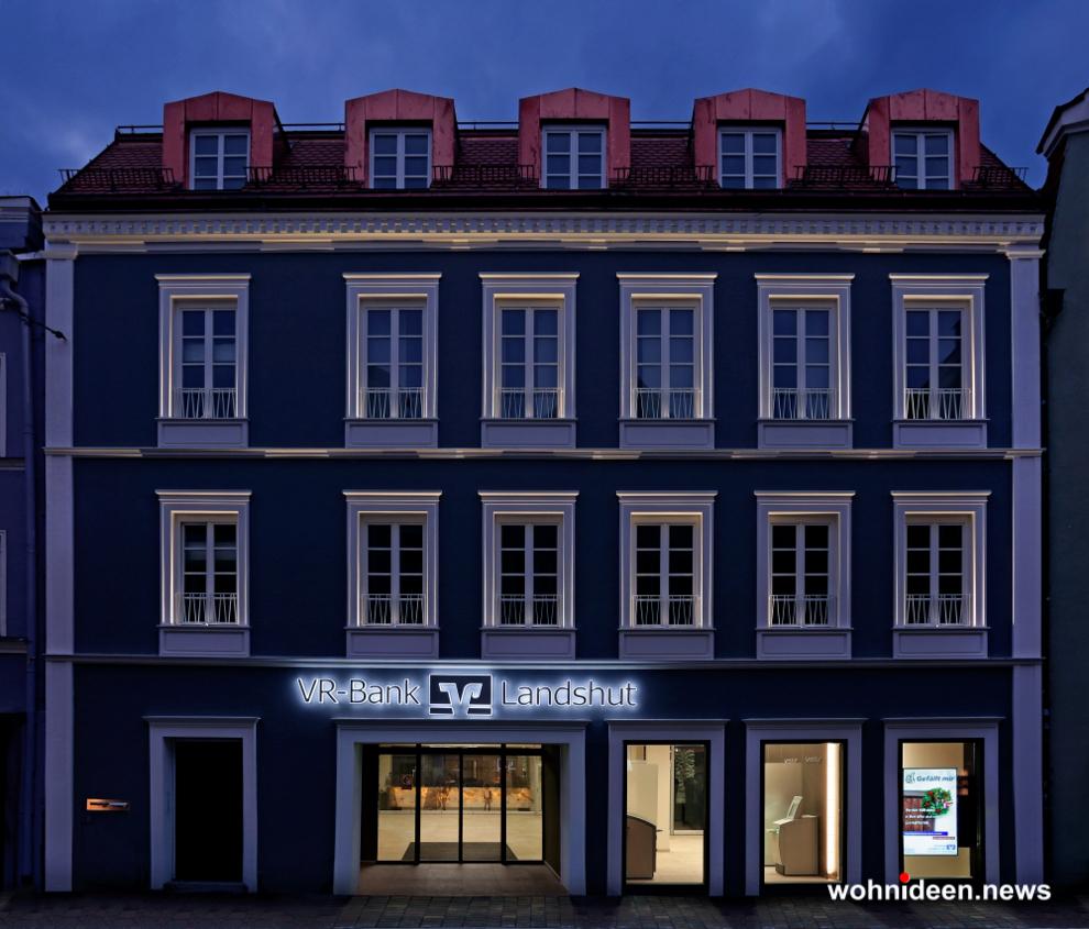 LED Fassadenbeleuchtung LED Gebäudebeleuchtung Aussenbeleuchtung - Outdoor Fassadenbeleuchtung RGB - LED-Gebäudebeleuchtung