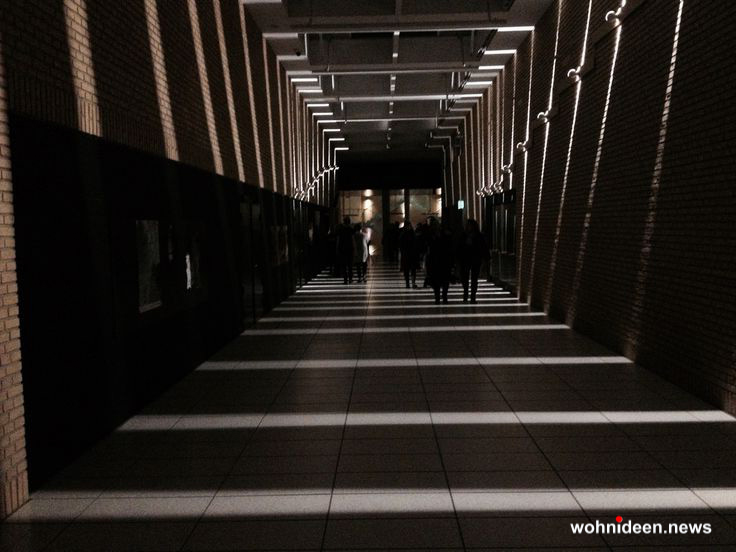 Parkplatz Fassadenbeleuchtung Supermarkt - Outdoor Fassadenbeleuchtung RGB - LED-Gebäudebeleuchtung