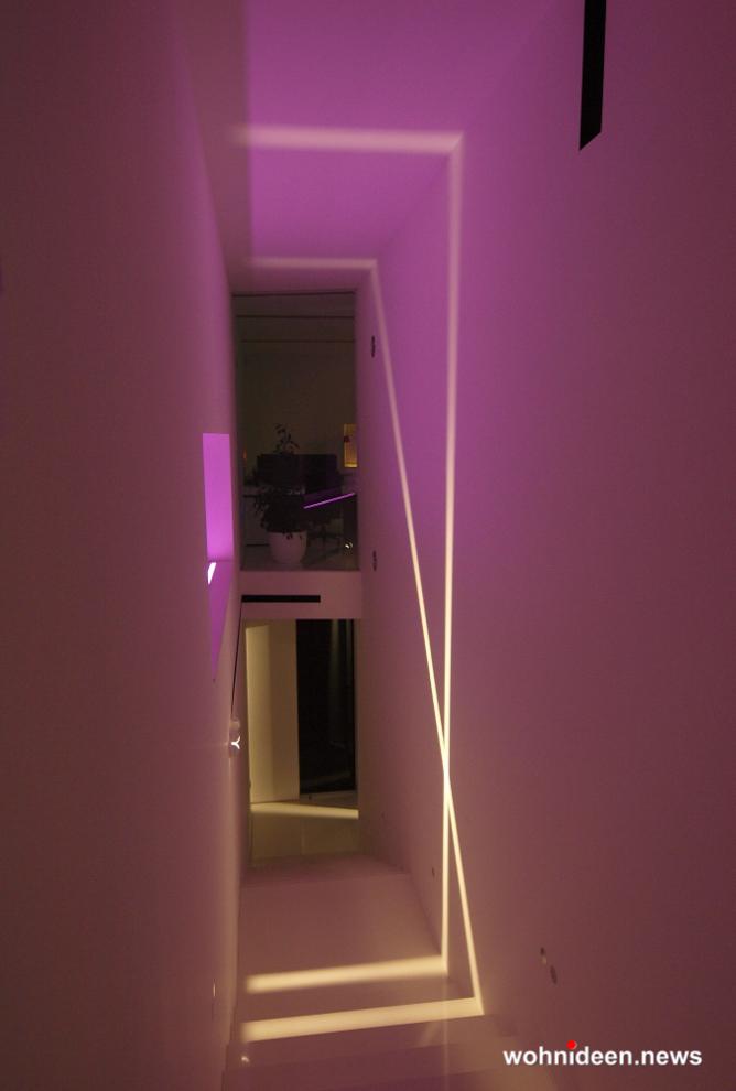 RGB LED Fassadenbeleuchtung DMX Farbbilder Aussenbeleuchtung - Outdoor Fassadenbeleuchtung RGB - LED-Gebäudebeleuchtung