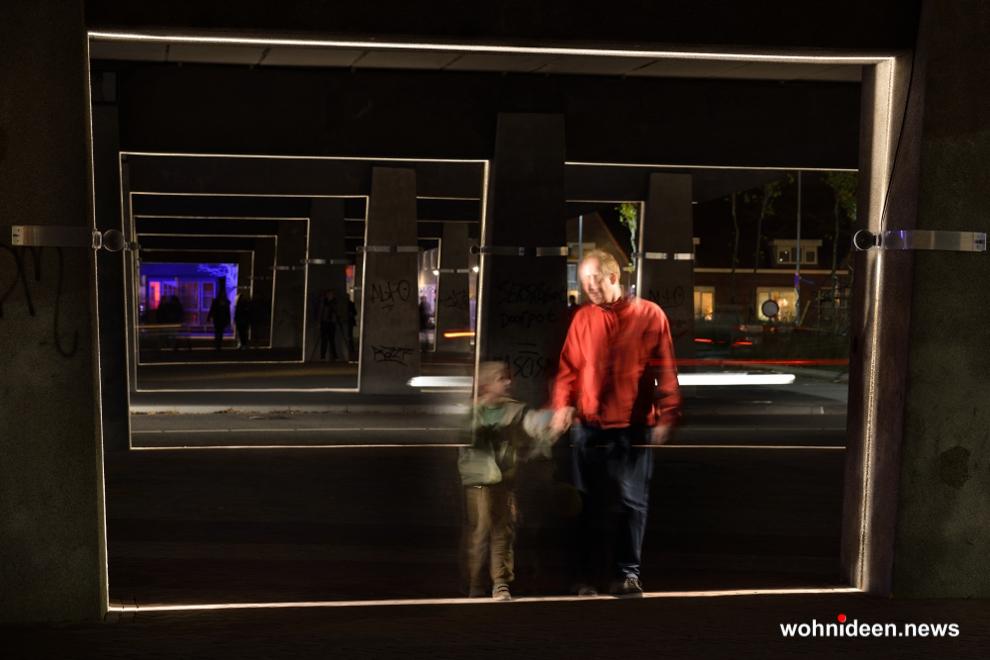 Strassenbeleuchtung Ideen Aussenbeleuchtung - Outdoor Fassadenbeleuchtung RGB - LED-Gebäudebeleuchtung