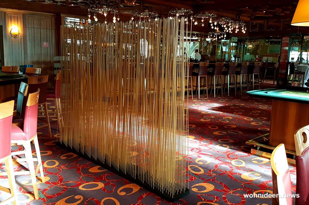 bambus sichtschutz balkon - Bambus Büro Sichtschutz Sunshine Gastronomie