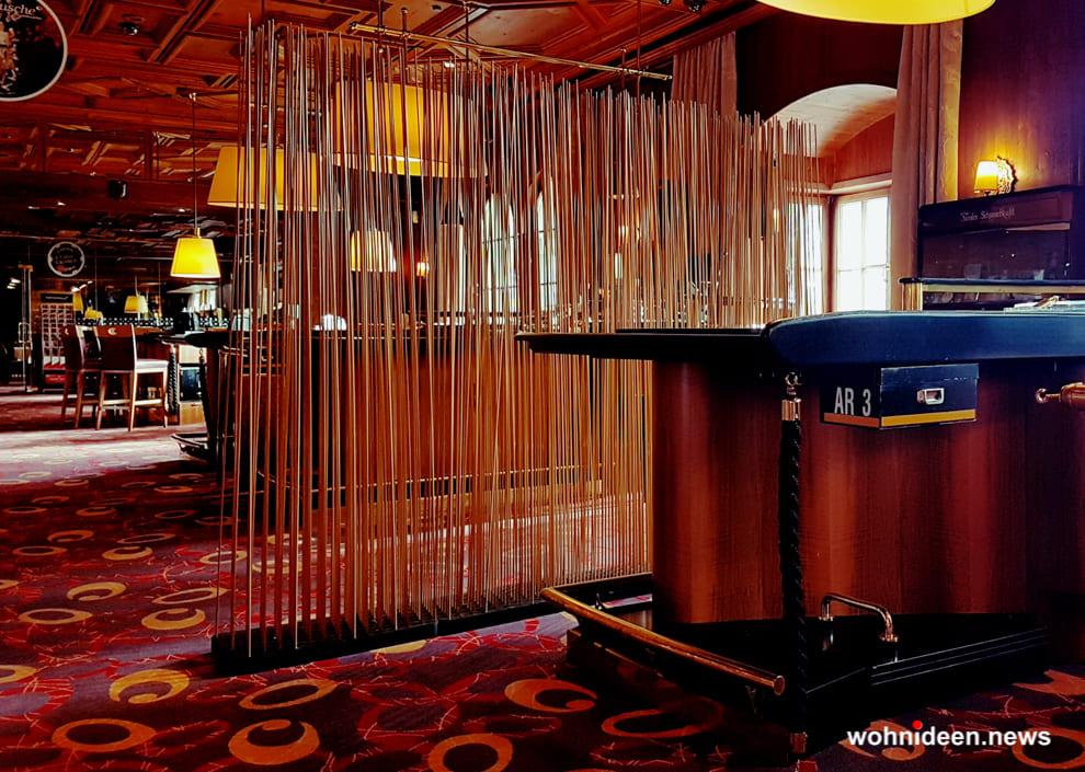 Bambus b ro sichtschutz sunshine gastronomie wohnideen einrichtungsideen - Trennwand bambus ...
