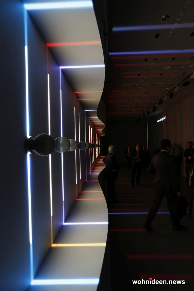 fassadenbeleuchtung rgb - Outdoor Fassadenbeleuchtung RGB - LED-Gebäudebeleuchtung