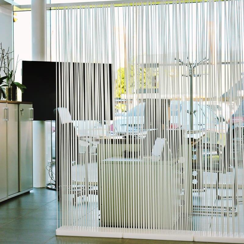 Büro Sichtschutz Office Raumteiler mobile Paravent - Mobile Raumteiler Ideen