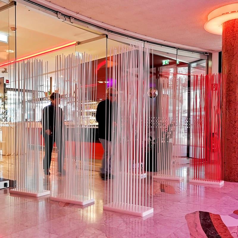 Casino Velden Sichtschutz Raumteiler Paravent - Mobile Raumteiler Ideen