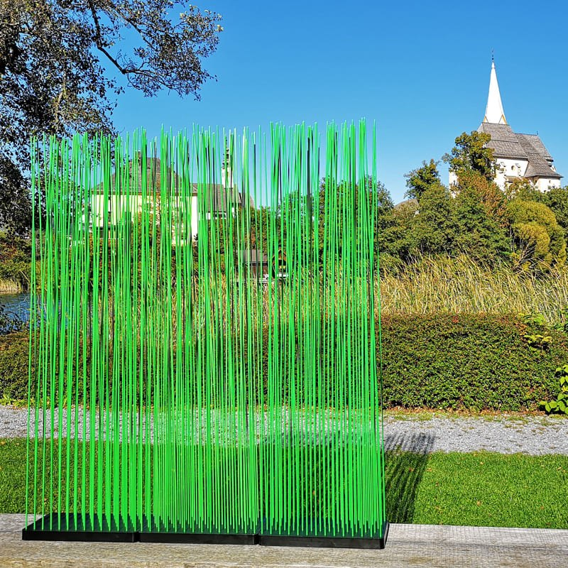 Sichtschutz Raumteiler Paravent Grüne Trennwand - Mobile Raumteiler Ideen