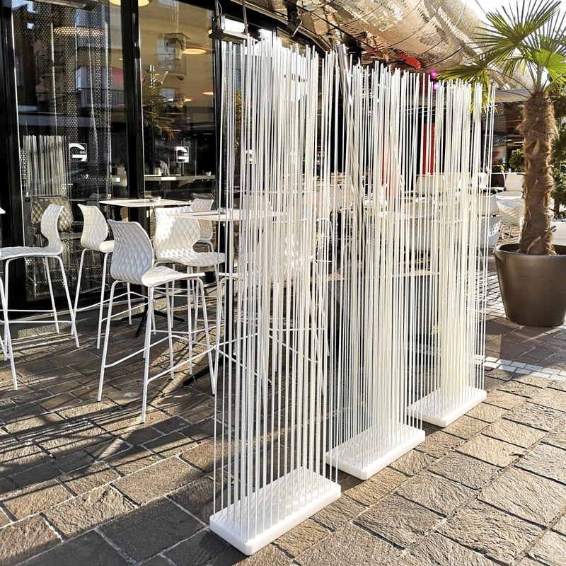Sichtschutz Raumteiler Paravent Loungemöbel - Mobile Raumteiler Ideen