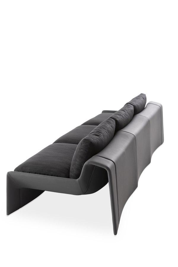 03 Bugatti Home Chiron sofa - BUGATTI HOME | SALONE DEL MOBILE 2019