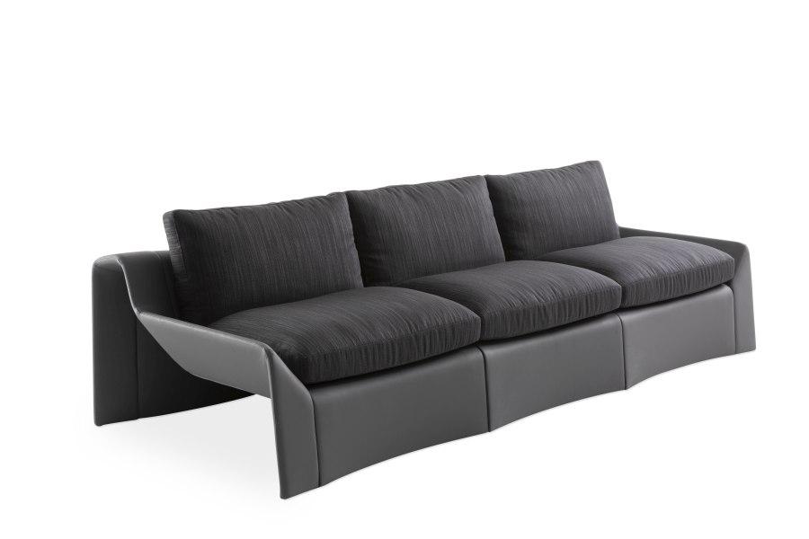 06 Bugatti Home Chiron sofa - BUGATTI HOME | SALONE DEL MOBILE 2019