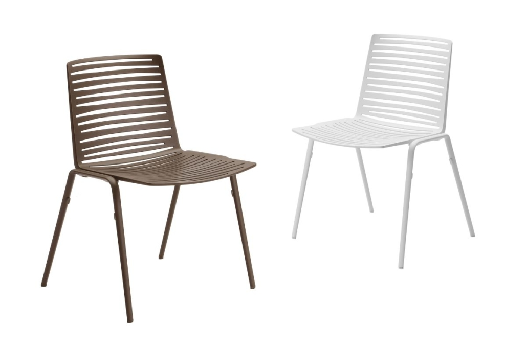 11 Fast Zebra chair 1 1030x687 - Fast richtet die Terrasse und die Gärten des historischen Relais San Viglio in Bergamo ein