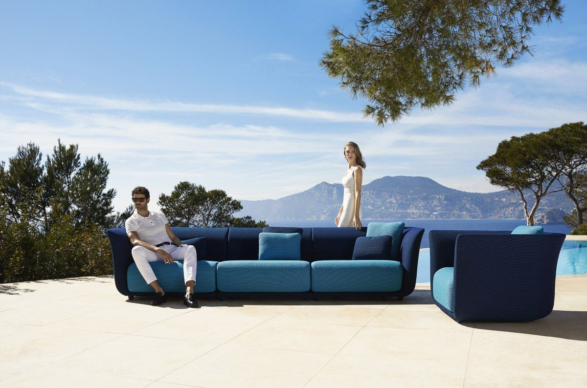 111 Vondom Suave Collection Sofa by Marcel Wanders 15 - Home
