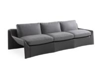 11 Bugatti Home Chiron sofa - BUGATTI HOME | SALONE DEL MOBILE 2019