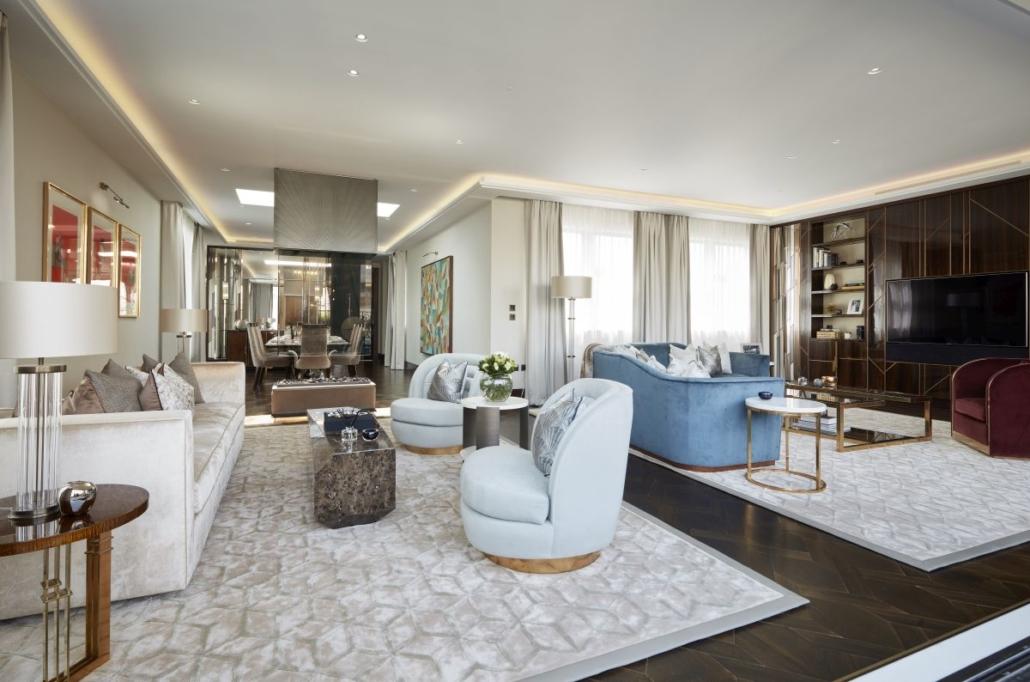131 Penthouse 9 1030x682 - Fenton Whelan entwirft Boutique-Wohnanlage in Lodon