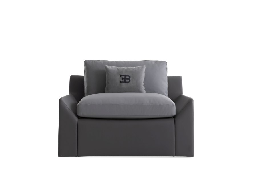20 Bugatti Home Chiron armchair - BUGATTI HOME | SALONE DEL MOBILE 2019