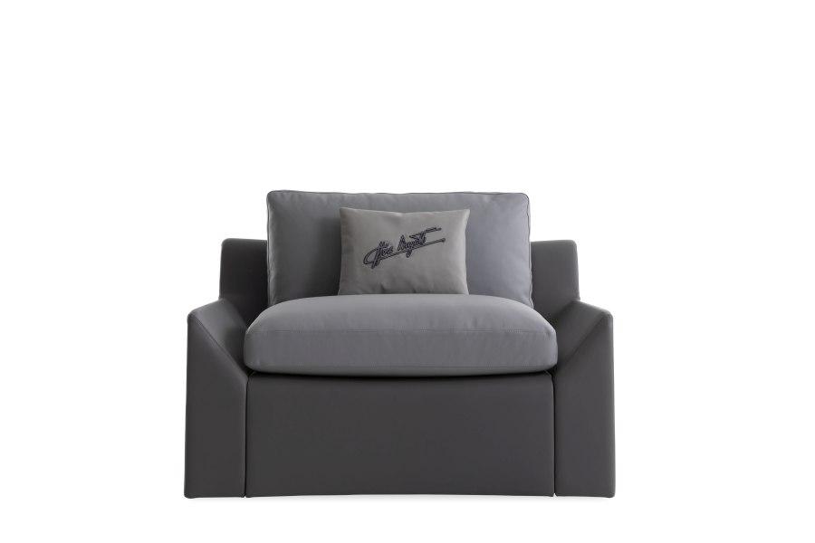 21 Bugatti Home Chiron armchair - BUGATTI HOME | SALONE DEL MOBILE 2019