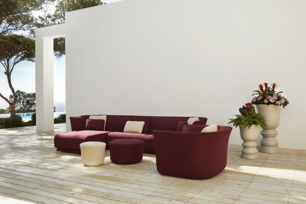 91 Vondom Suave Collection Sofa by Marcel Wanders 13 1030x687 - Suave macht Außenbereiche zu einzigartigen Wohlfühloasen