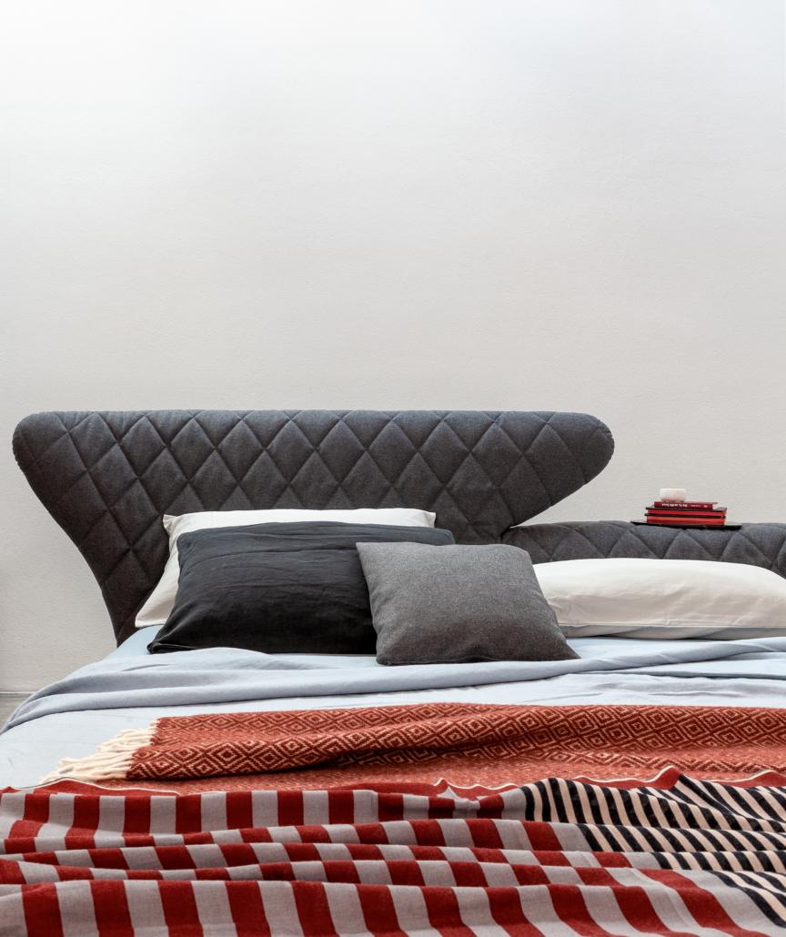 Bonaldo Lovy bed ego 2 864x1030 - Betten von Bonaldo für himmlische Nächte