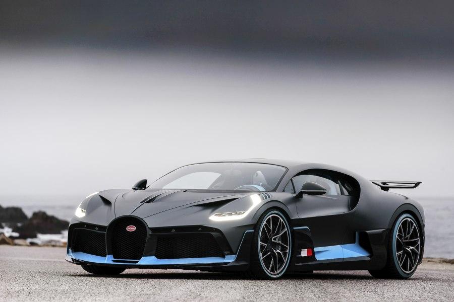 BugattiDivo 01 - Bugatti | Weltpremiere für den Divo