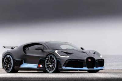 BugattiDivo 02 - Bugatti | Weltpremiere für den Divo