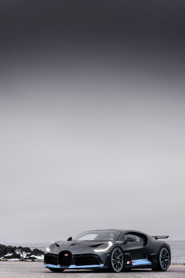 BugattiDivo 03 - Bugatti | Weltpremiere für den Divo