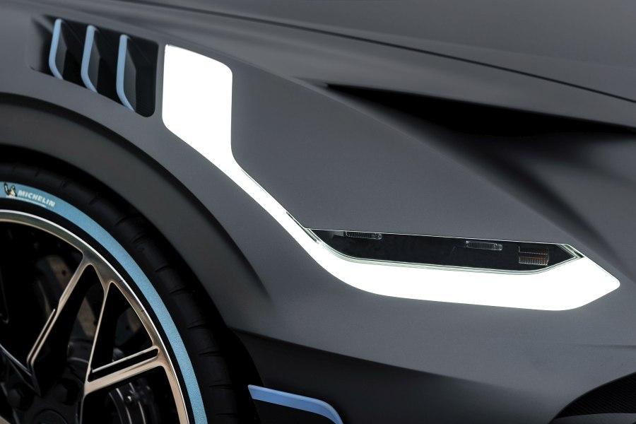 BugattiDivo Detail 01 - Bugatti | Weltpremiere für den Divo